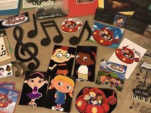 Little Einsteins Party Supplies Rocket Birthday Lot Balloons Music