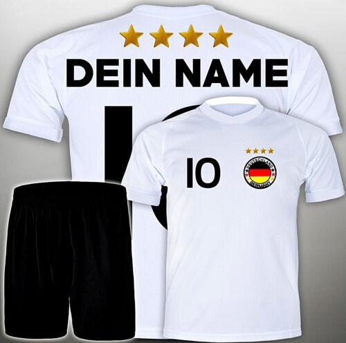 Allemagne maillot 2018 Set gratuit Désir nom #d26th