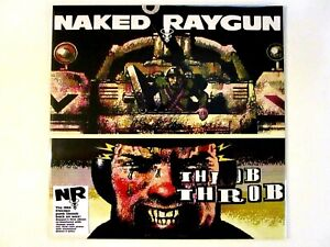 TOTALLY NAKED RAYGUN by NAKED RAYGUN Compact Disc - 5