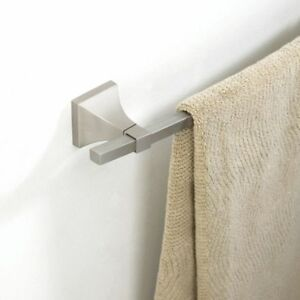 Handtuchstange-Handtuchhalter-Umbra-ZEN-Nickel-matt-gebuerstet-61-cm