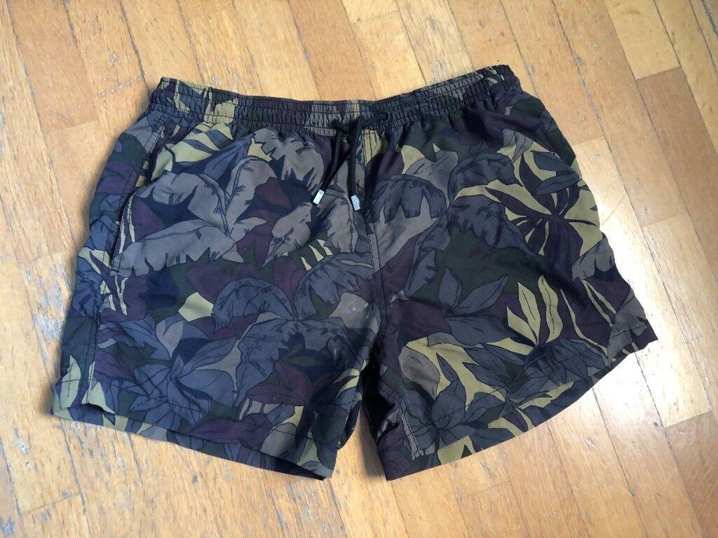 Costume PAUL SMITH Tg.S -NEW WITH BAG- beachwear shorts sneakers swimwear borsa