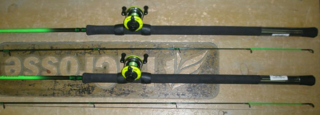 HT PANFISH SPECIAL GRAPHITE CRAPPIE FISHING POLE ROD 10/' PSG102