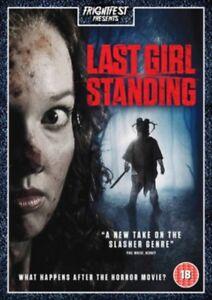 Nuovo Last Bambina IN Piedi DVD