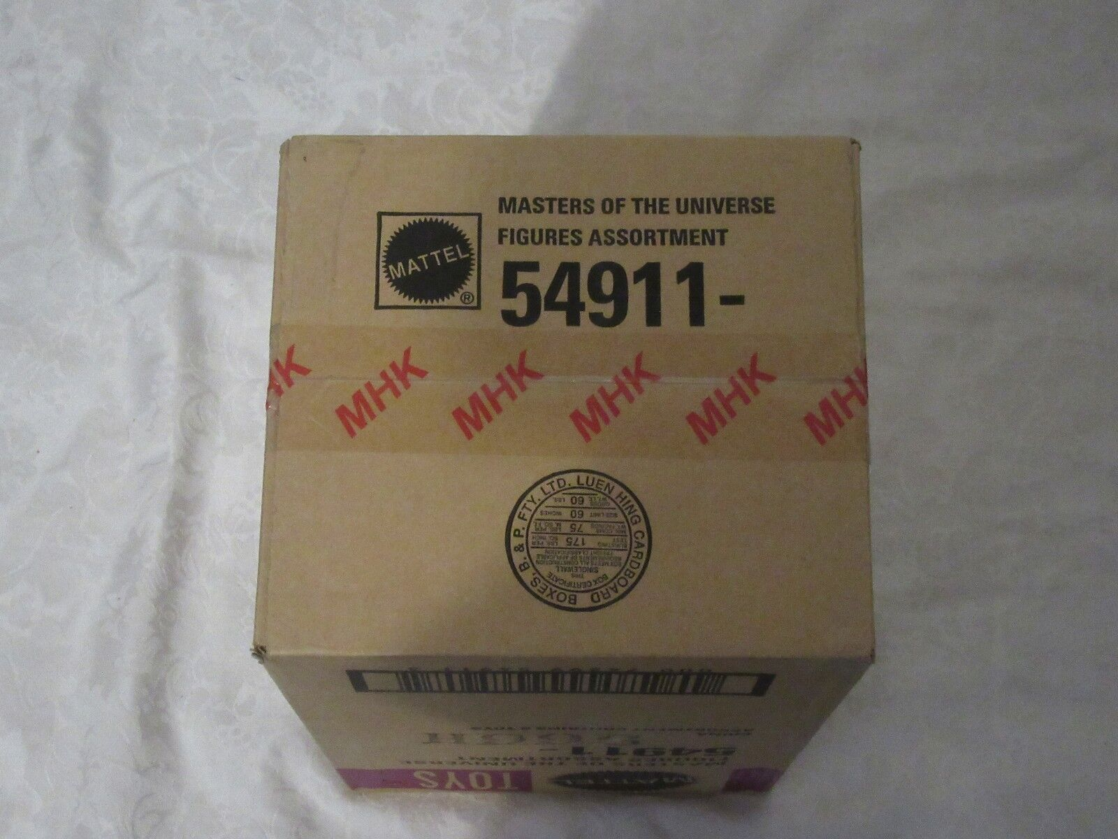 Masters of the Universe MOTU 200X Sealed Case 54911-966H 54911-966H 54911-966H Figure Assortment of 6 efce03