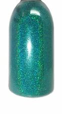 Ocean Green Holographic .004 True Ultra Fine Nail Glitter Art Powder DIY Polish!