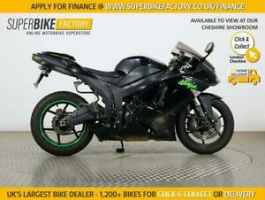 2010 57 KAWASAKI ZX-6R P - BUY ONLINE 24 HOURS A DAY