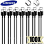 miniature 1 - LOT-OF-100X-USB-C-Type-C-Cable-Samsung-Fast-Charger-Charging-Cord-Wholesale-Bulk