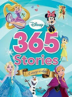 Disney 365 Stories for Girls by , Good Book (Hardcover) FREE & Fast Delivery!