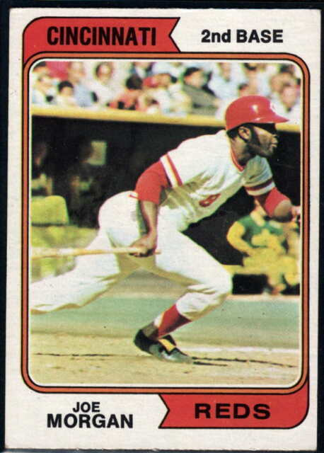 1974 Topps Baseball Pick A Player Cards 1 220