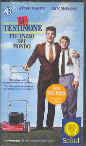 IL-TESTIMONE-PIU-039-PAZZO-DEL-MONDO-VHS-NUOVA-SIGILLATA