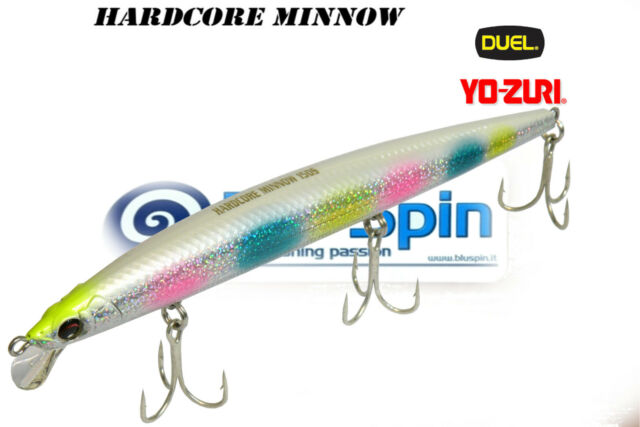 NEW DUEL HARDCORE MINNOW 150mm SINKING COLOR HBP MADE IN JAPAN