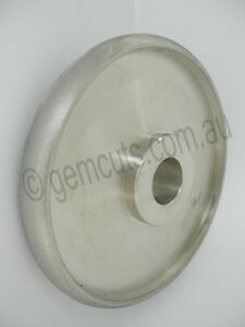 "100g Convex Diamond Grinding Wheel,6/"":Lapidary Glass Polishing Carving"