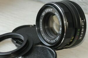 Helios 44M-7 58mm F2 Russian Lens for Canon EOS