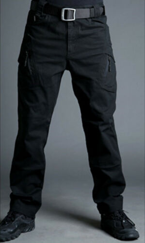 Quality Mens Military Tactical Combat Pants Hungting Hiking Camping Trousers