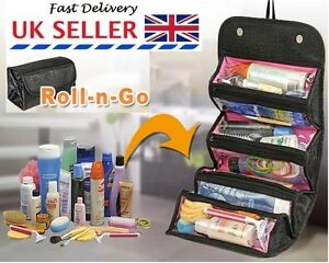 Roll-up-Cosmetic-Makeup-Case-Organizer-Pouch-Hanging-Toiletry-Jewellery-Wash-Bag