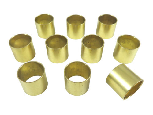 """3//4/"""" Solid Brass Ferrules for Lathe Tool HF19B x10 Robert Sorby Set of 10 19mm"""