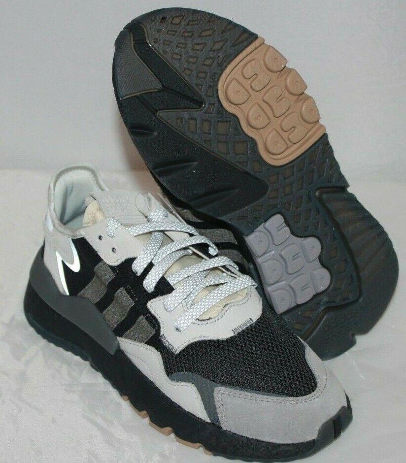 zapatos running Cochebon negro Core boost Jogger NITE