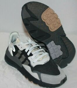 Details about Adidas Originals Nite Jogger Boost Core Black Carbon White Running BD7933 sz 7.5