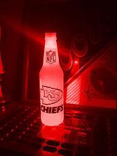 Buy Kansas City Chiefs Helmet Nr Bar Led Neon Light Sign Online Ebay