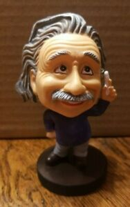 Bobble Head Figure of Genius & Scientist Albert Einstein