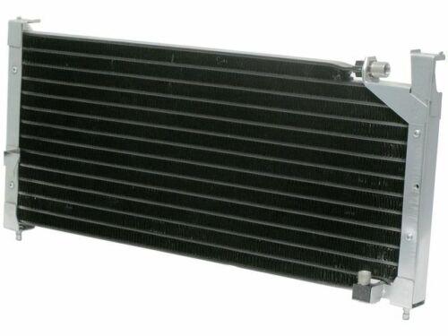 UAC Condenser Parallel Flow A//C Condenser fits Honda CRX 1988-1991 18YFPD