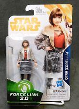 "*MINT* QI/'RA CORELLIA Star Wars 3.75/"" Force Link 2.0 Figure SOLO Line!!!"