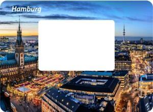 Hamburgo-iman-Germany-marco-de-cuadro-12-cm-foto-epoxido-viaje-souvenir