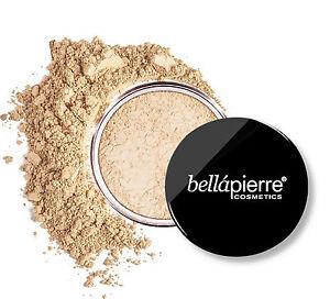 BELLAPIERRE Mineral Foundation Powder - Ivory