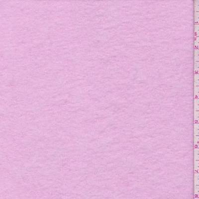 Baby Pink Brushed Wool Knit Fabric By The Yard Ebay