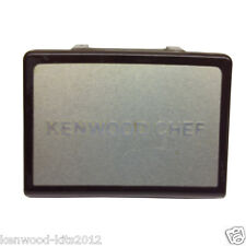 KENWOOD CHEF A901 SERIES SLOW SPEED FRONT ATTACHMENT BADGE COVER IN  BROWN