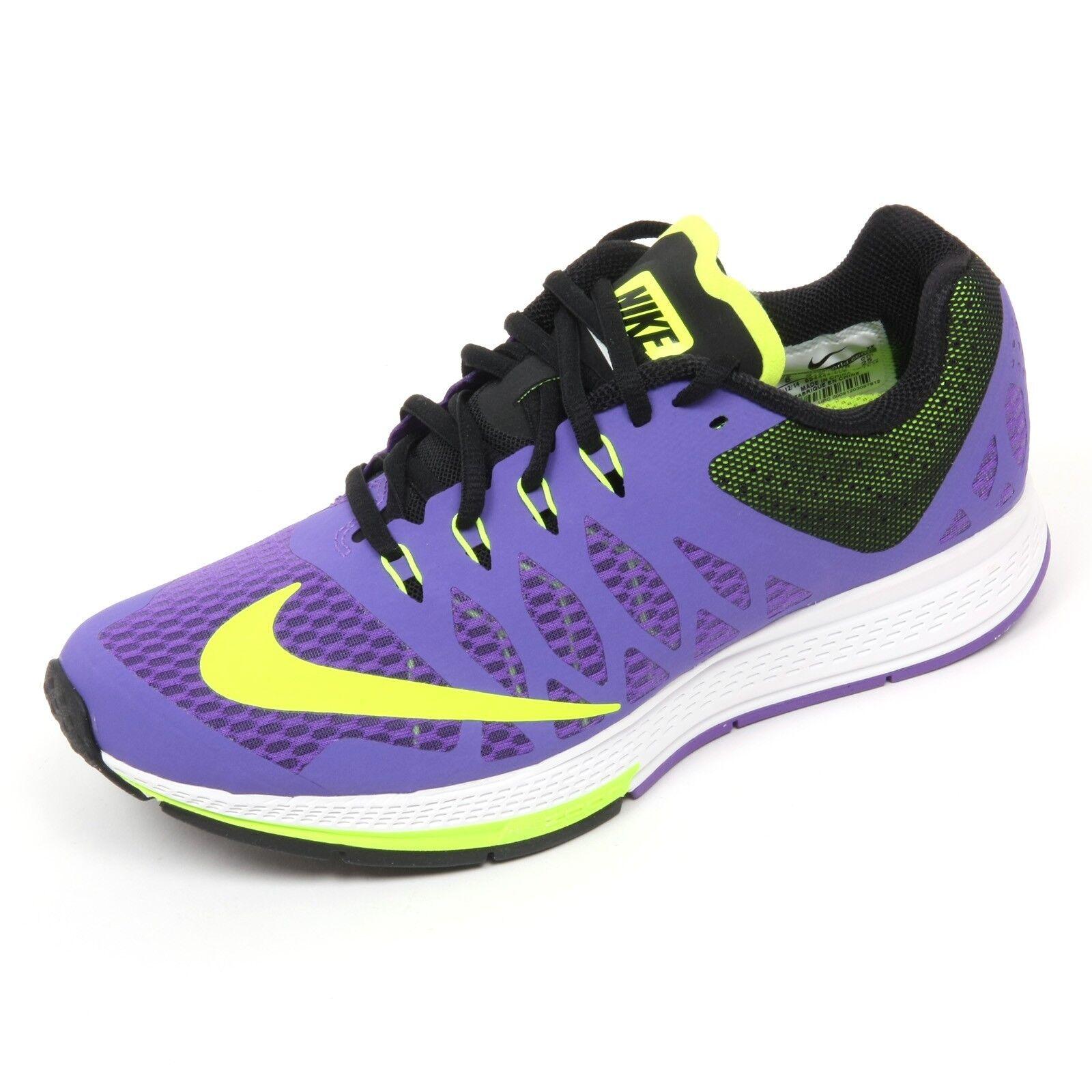 C5978 sneaker donna NIKE shoe ZOOM ELITE 7 scarpa viola shoe NIKE woman e76dad