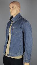 LEVI'S Jeansjacke Vintage Jeans Jacke 70100 Gr.:L  blue   (554)