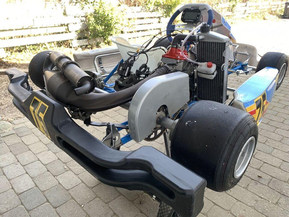 Gokart, OTK FA kart Rotax Mini, 125 ccm