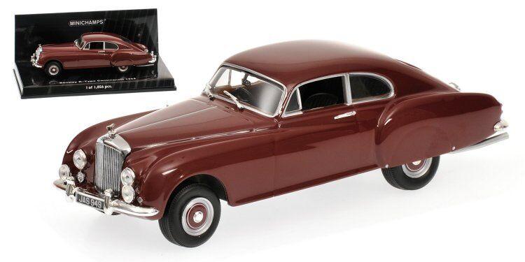 Bentley Bentley Bentley R-type Continental 1955 Red 1 43 Model 436139422 MINICHAMPS e227f5
