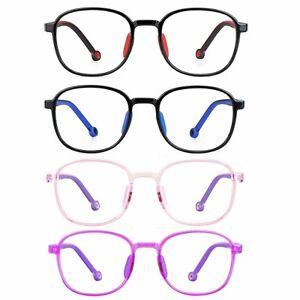 LifeArt Kid Blue Light Blocking Glasses, Filter 85% of Harmful Blue Light
