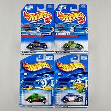 Hot Wheels 3-WINDOW '34 Ford 1999 Pinstripe Power/2000/2001/2002 Star-Spangled