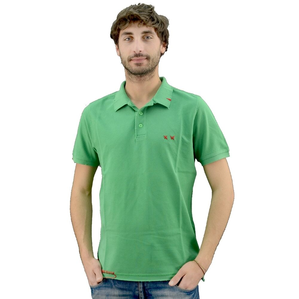 Project E XX MEN'S POLE VINTAGE GREEN green mod. MS-GREEN