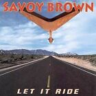 Let It Ride by Savoy Brown (CD, Jun-2009, Magnetic Air Production Inc.)