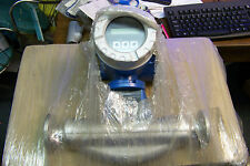 new endress + hauser 80f08-aaasaarabbaa Coriolis Mass Flow Measuring System