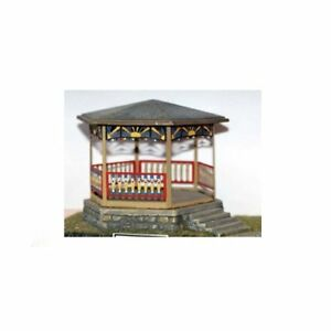 Band-stand-OO-Scale-Unpainted-Langley-F106