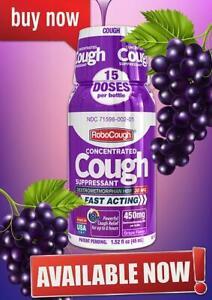 Robocough Grape Cough Suppressant Max Strength Fda Otc Compliant 2 Bottles Ebay Последние твиты от roxborough (@roxboroughpa). details about robocough grape cough suppressant max strength fda otc compliant 2 bottles