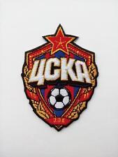 Aufnäher Patch Fußball Football club PFC CSKA Moscow soccer Iron on Bügelbild