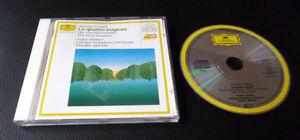 CD The Four Seasons Die Vier Jahreszeiten Gidon Kremer Claudio Abbado DGG DG