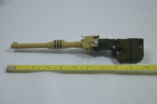 RC 1:24 VS M1A2 ABRAMS TANK INFRARED IR Barrel Mechanism Cannon Gun Desert NEW