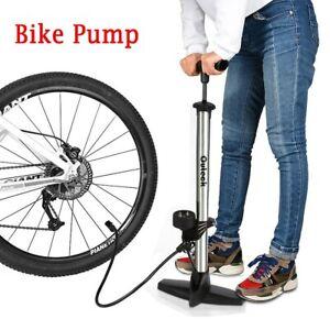 Hand Air Pump Foot Bicycle Bike Tire Basketball Football Soccer Ball Pool Toys
