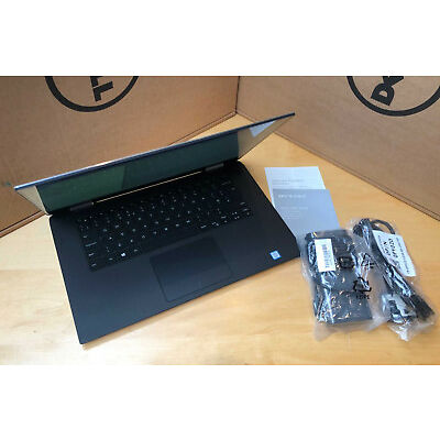 Dell XPS 15 9575 4.1 i7 8705G, 8GB Ram,512GB SSD,FHD Touch,Vega Graphics 2 in 1