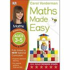 Maths Made Easy Shapes And Patterns Preschool Ages 3-5 by Carol Vorderman (Paperback, 2014)