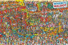 WHERE'S WALDO POSTER 24x36 - GAME 241425