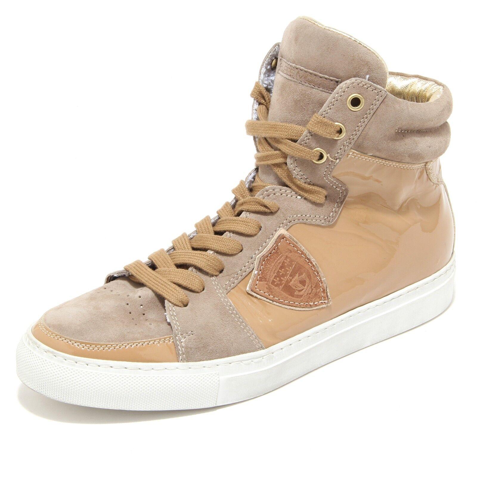 4432m Man Sneakers Philippe Model Atelier high shoes men shoes