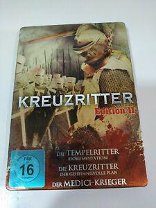 Kreuzritter Edizione II - DVD Steelbook Deutsch - Am